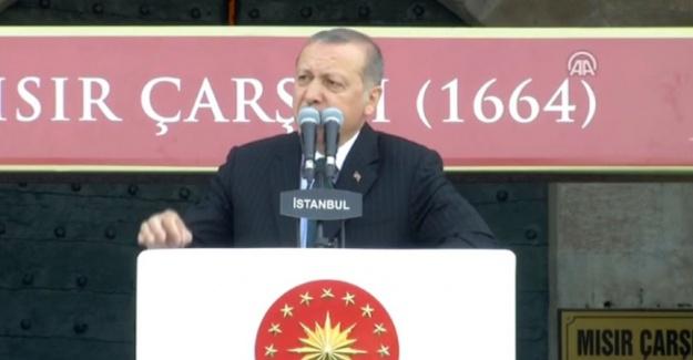 """Erdoğan'dan Sert Açıklamalar! """"Daha Beteri Olabilir Mi?"""""""
