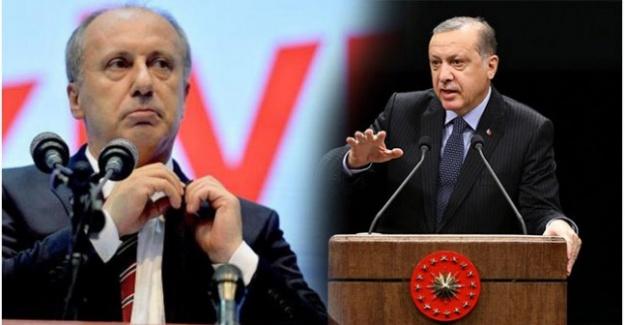 İnce'den Erdoğan'a: Simitçiye Çağırsa Oraya da Giderim!