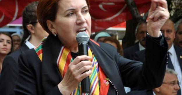Meral Akşener'den Demirtaş Çağrısı! Tahliyesini İstedi