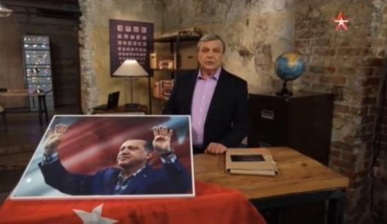 Rusya'nın Erdoğan Belgeseli: Goodbye Amerika!