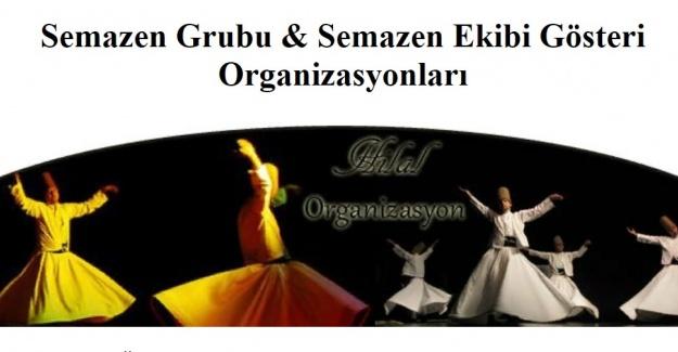 Semazen Ekibi ile Birlikte Mükemmel Bir Düğün Organizasyonu
