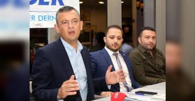 "CHP'den Kandil Operasyonuna İtiraz! ""Kandil'de PKK Unsuru Yok"""