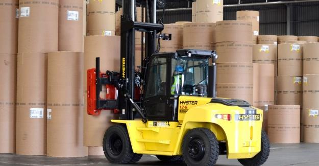 Forklift kullanımı
