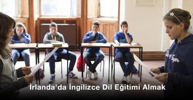 İrlanda'da İngilizce Dil Eğitim Almak