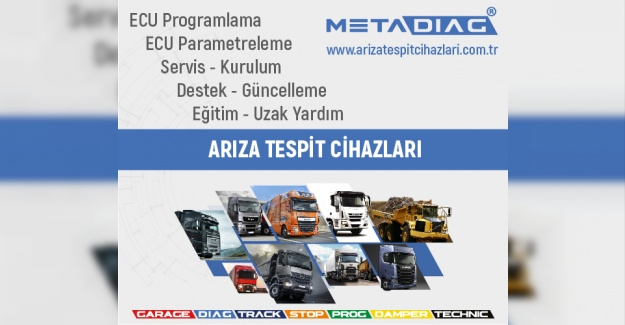 Iveco Euro 6 Beyin Tamiri & Chip Tuning - METAGARAGE