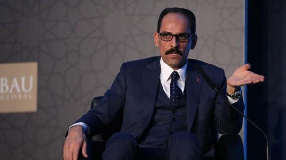Kalın'dan PKK Sözcüsü Gibi Konuşan BBC Muhabirine Tokat Gibi Yanıt!