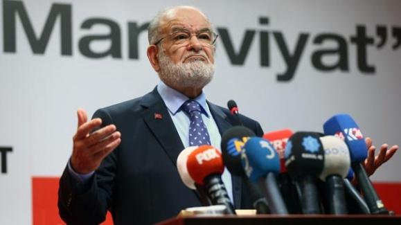 """Temel Karamollaoğlu İstifa Edecek Mi? """"Dip Dalga Bekliyorduk,Olmadı"""""""