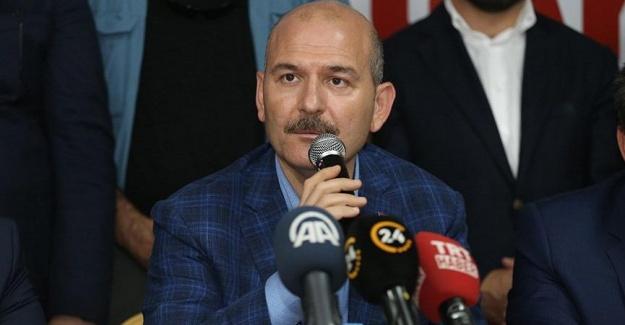 Terör Destekçisi CHP'den Süleyman Soylu Hakkında Suç Duyurusu!