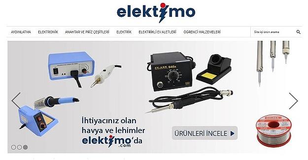 Uygun Fiyatlı Elektrik Malzemeleri Elektimo.com'da