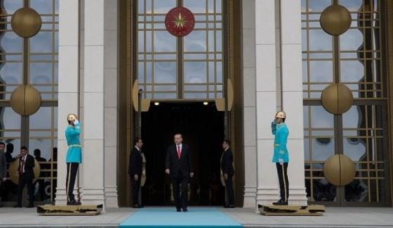 Başkan Erdoğan Açıkladı: Törendeki Bazı Bölümler İptal Edildi!