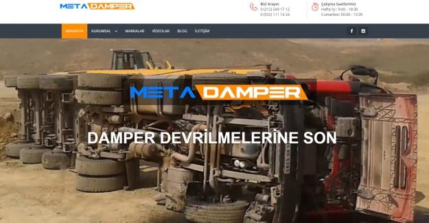 Damper Devrilmesini Engelleme - METADAMPER
