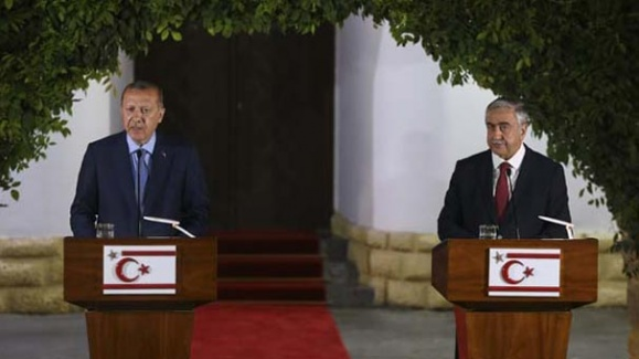 Erdoğan'dan Rumlara Uyarı: Asla İzin Vermeyeceğiz!