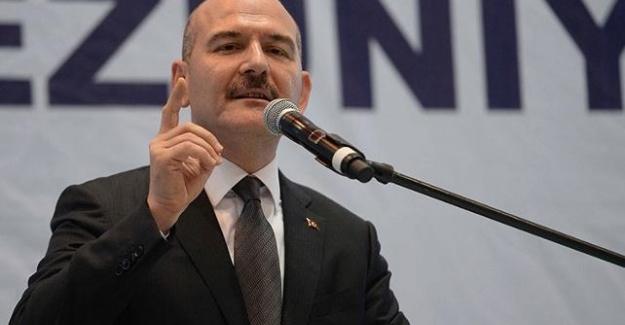 Bakan Soylu'dan Net Uyarı: Kaçak Sigara Almak PKK'ya Hizmet Etmektir!