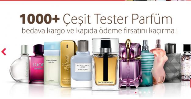 HarikaTester Parfümler İle Tarzınızı Yaşayın