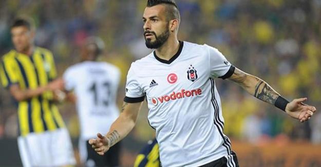 Beşiktaş Alvaro Negredo Durumu