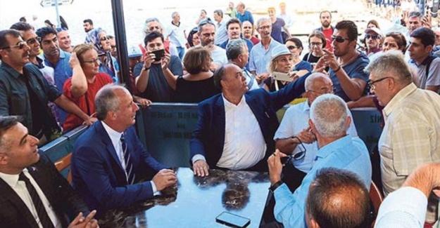 Muharrem İnce'ye Şok Tepki: CHP'yi Böldün, Yazıklar Olsun!