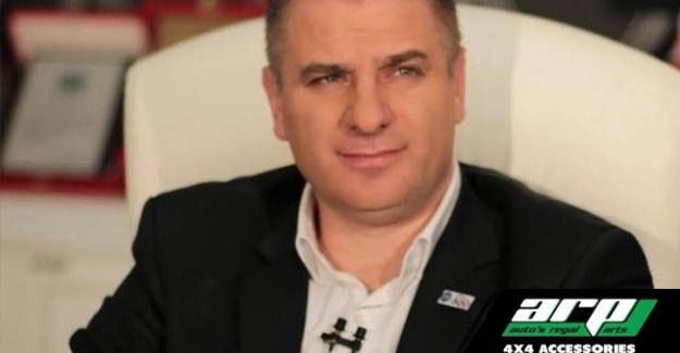 Yasin Arapoğlu: ARP OTOMOBİL A.Ş Dünya Markası Haline Geliyor