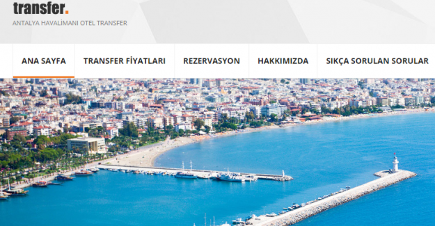 AntalyaSideTransfer Firması