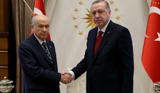 Cumhurbaşkanı Erdoğan'dan Teşkilata MHP Talimatı!