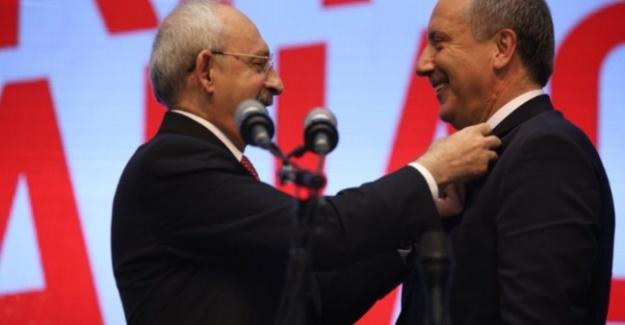Kılıçdaroğlu Yerel Seçimde Muharrem İnce'yi Aday Gösterecek Mi?