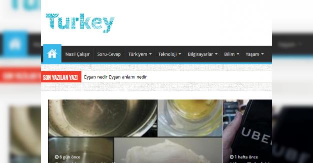 Turkiyemm.com İle Nedir Ne Değildir?