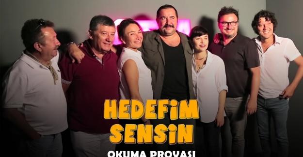 Ata Demirer'in yeni filmi Hedefim Sensin Vizyona Giriyor