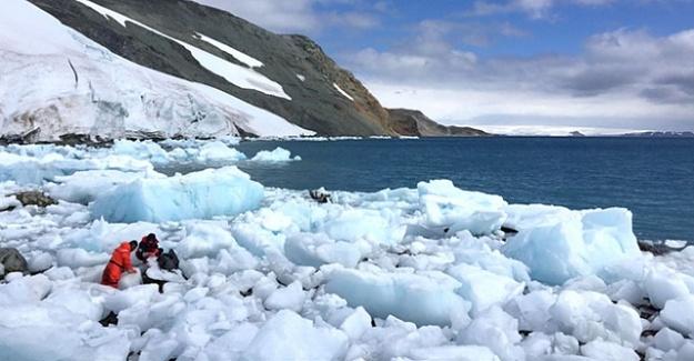 Antarktika'dan Topladığı 3 Meteoritle 'Uzaya' Işık Tutacak