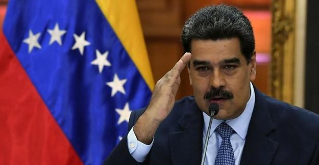 Nicolas Maduro Trump Yönetimini Hedef Aldı