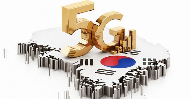 5G teknolojisi Güney Kore'de başlıyor