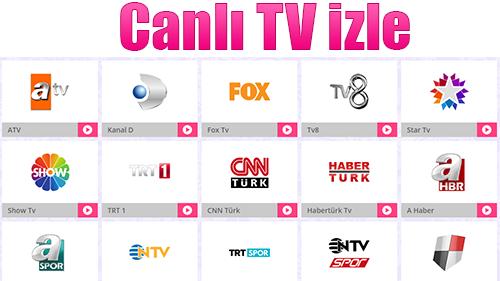 Canlı Tv İzlemenin En Keyifli Adresi