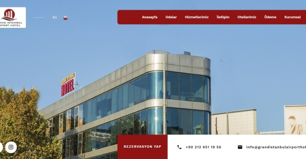 İstanbul'da otel arayanların tercihi Grand İstanbul Airport Otel