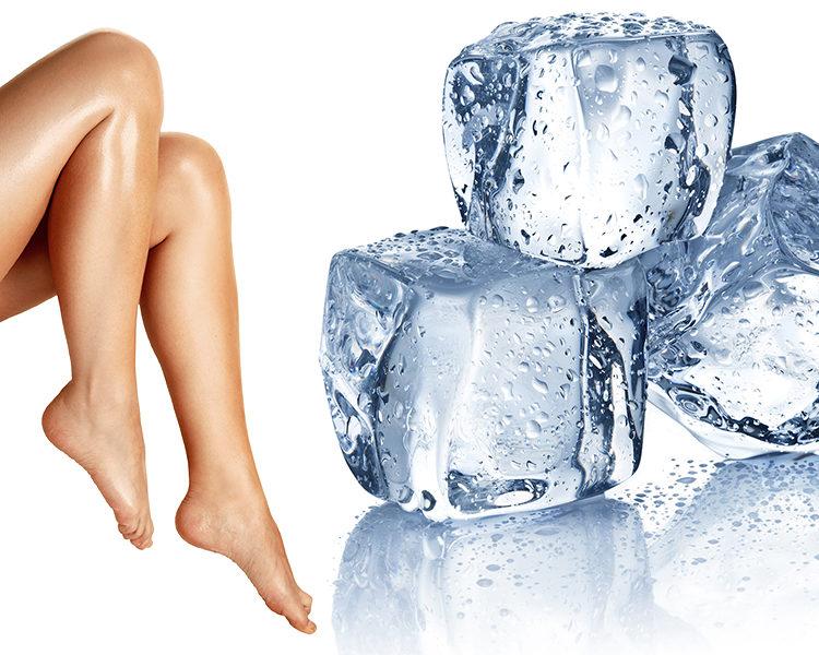 Buz Lazer ile Acısız Lazer Epilasyon
