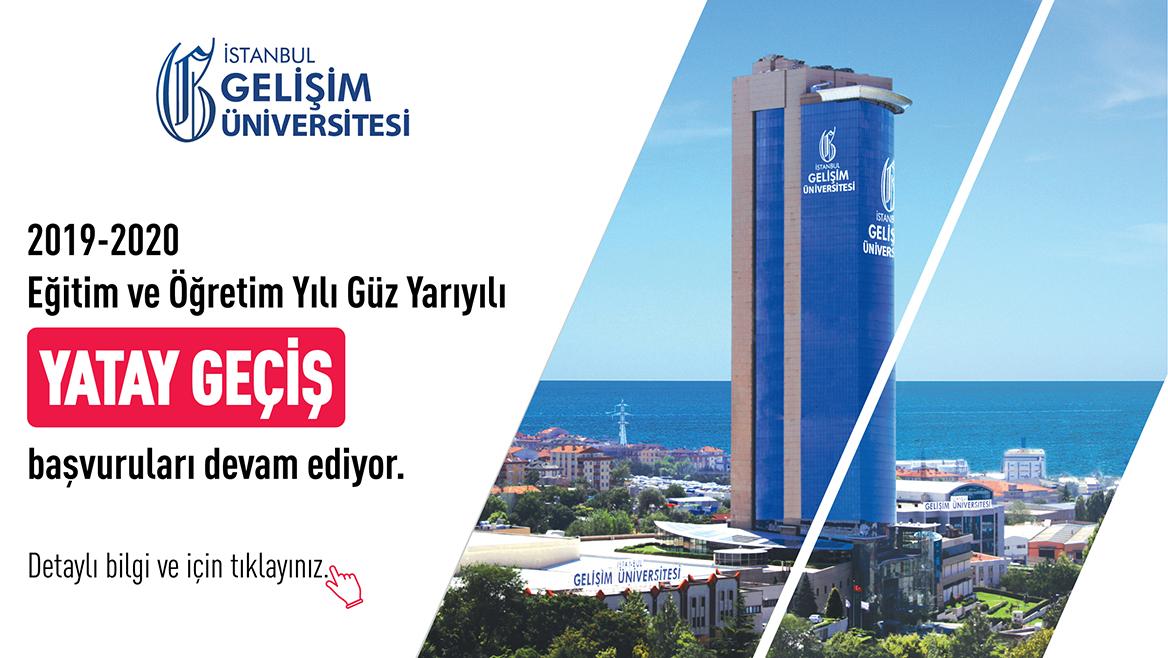 İstanbul'da Özel Üniversiteler arasında yer alan: İstanbul Gelişim Üniversitesi
