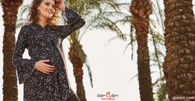 Gör&Sin Hamile Kıyafetleri