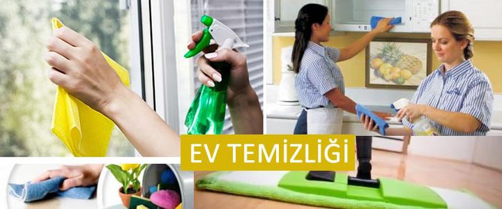 Antalya Ev Temizliği Şirketleri