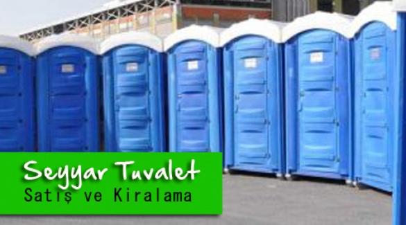 Her yönüyle Mobil Tuvalet Seçenekleri