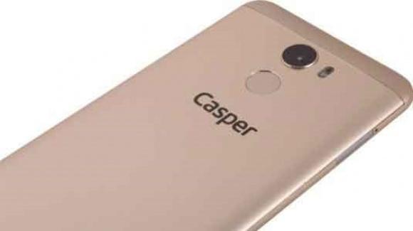 20 Megapiksel ön kameralı akıllı Telefon Casper VIA P2