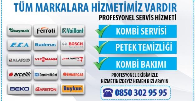 İstanbul Mobil Acil KombiServisi