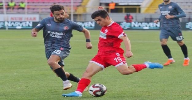 TFF 1. Lig: Boluspor: 0 - Fatih Karagümrük: 2