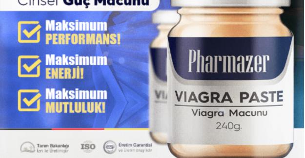 Orijinal Viagra Macunu