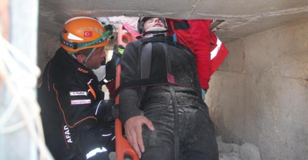 Deprem sonrası hayat kurtaran ilk yardım uygulaması