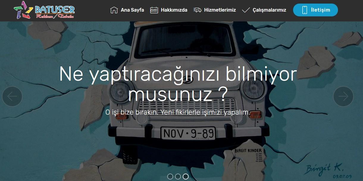 Erzurum LED Tabela ve Reklam Hizmeti