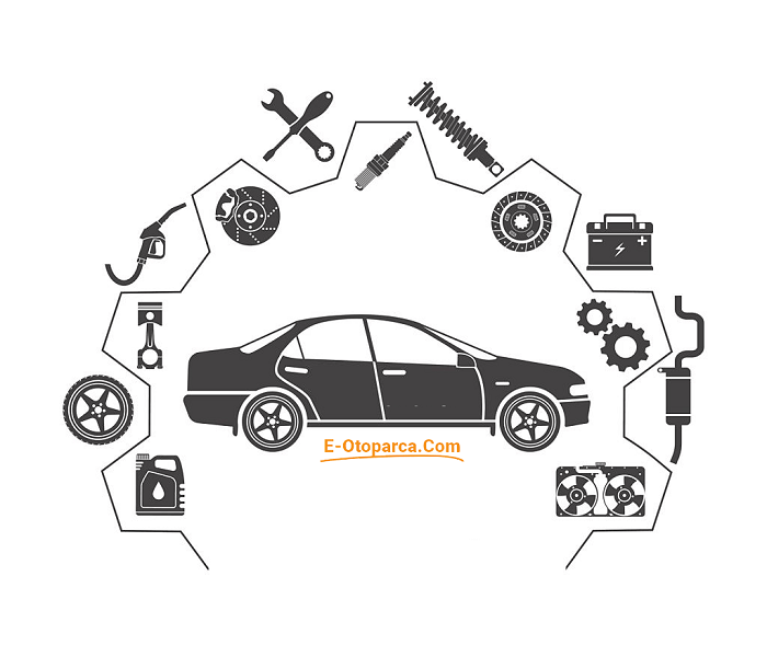 E-Oto Otomobil Yedek Parça