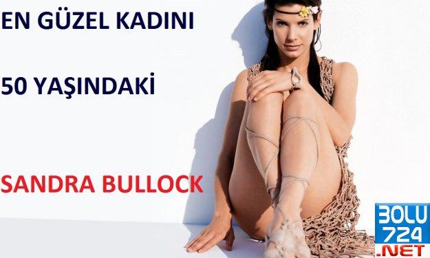 People'ye Göre Dünyanın En Güzel Kadını 50'lik Sandra Bullock