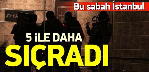 6 İlde Terör Örgütü MLKP'ye Karşı Operasyon!