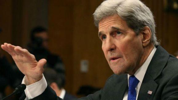 ABD Dışişleri Bakanı John Kerry'den Şok Açıklama! İşe Yaramazsa Suriye'yi Böleceğiz!