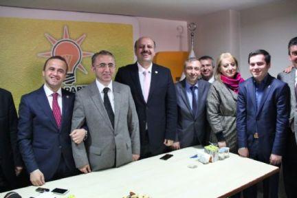 AK Parti Bolu Vekil Adaylarından 3-0 Sözü