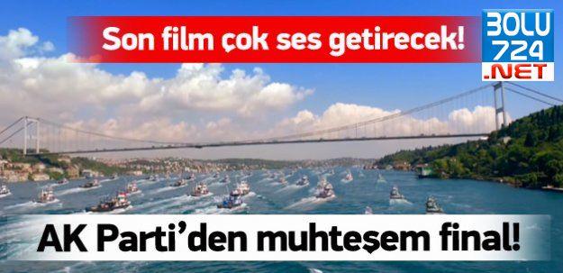Ak Partiden Müthiş 'Millet Geliyor' Reklamı!