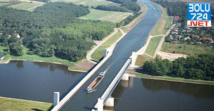 Almanya Bunu da Yaptı Köprüden Çöp Atana Hangi Ceza Veriliyor?