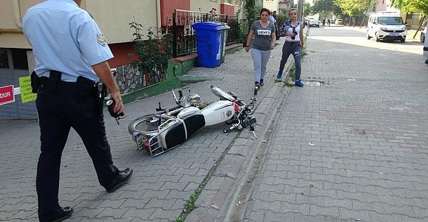 Bolu'da motosikletli kızlara tüfek ile ateş edildi
